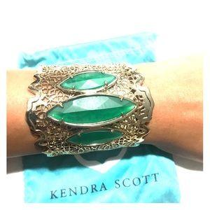 Kendra Scott Statement Cuff (new)